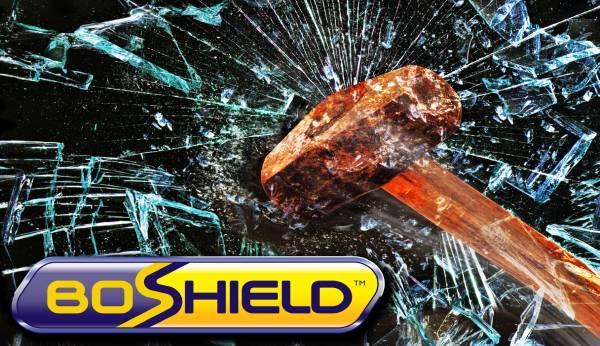 bossheild with hammer